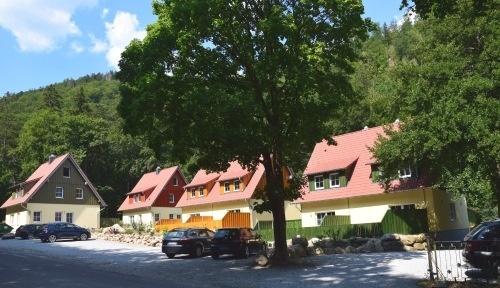 Ferienhäuser Ilsestein Ilsenburg Harz