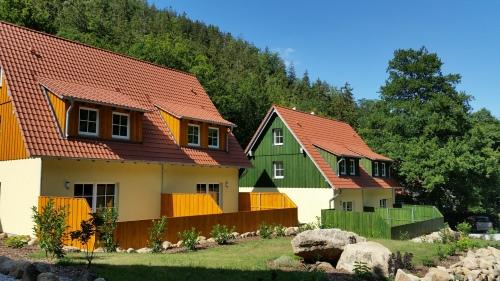 Ferienhäuser Ilsestein in Ilsenburg Harz