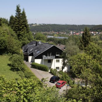 Ferienhaus waldblick ferienwohnung 55 qm mit 1 for 55 qm wohnzimmer